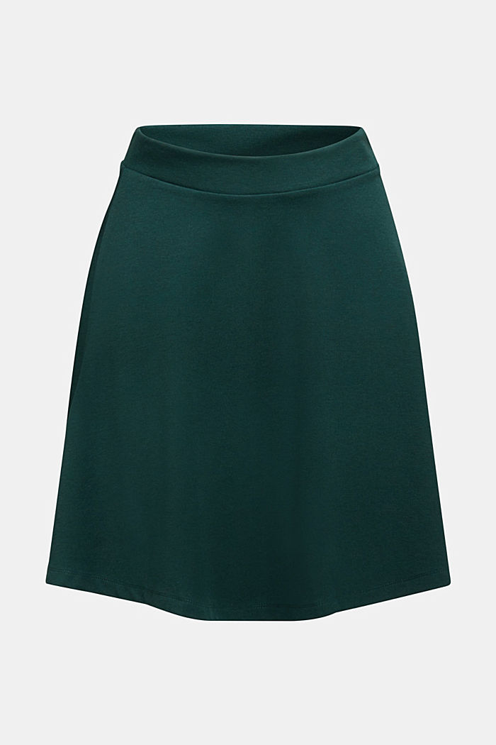 Recycled: Mini skirt made of jersey