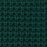Knit dress made of blended cotton, DARK TEAL GREEN, swatch