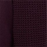 Cotton blend cardigan, AUBERGINE, swatch