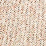 Mouliné jumper in blended cotton, ORANGE, swatch