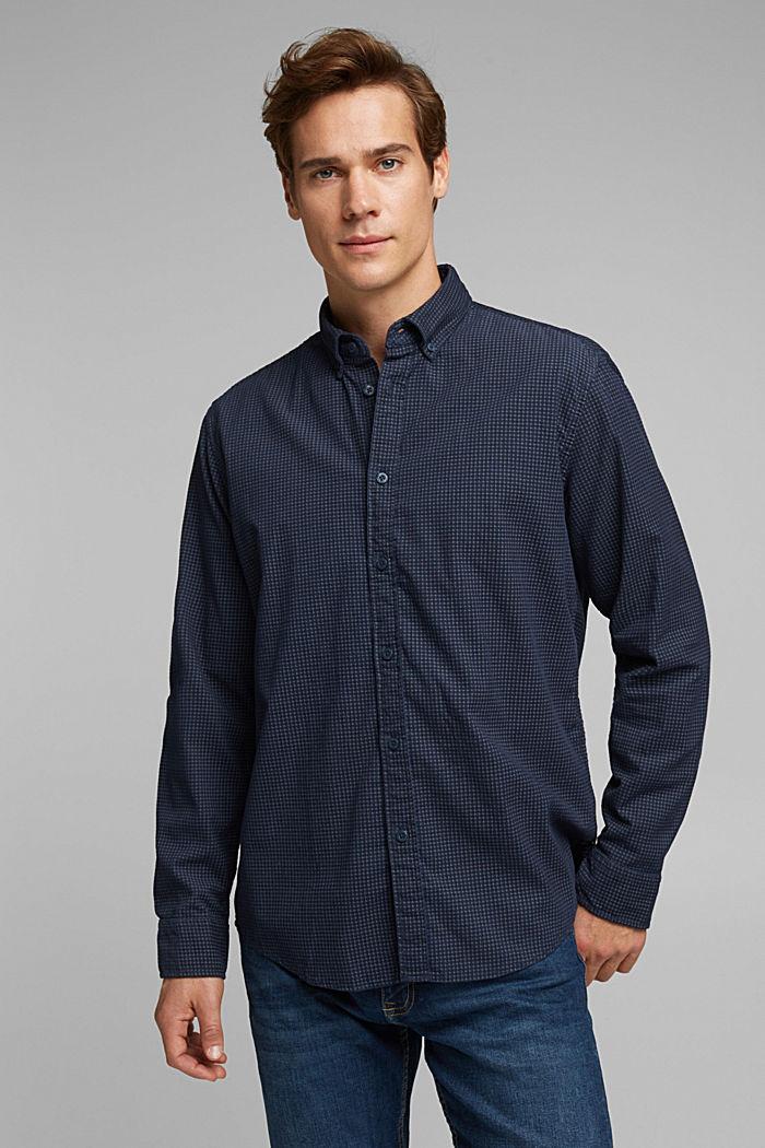 Cord-Hemd aus 100% Organic Cotton