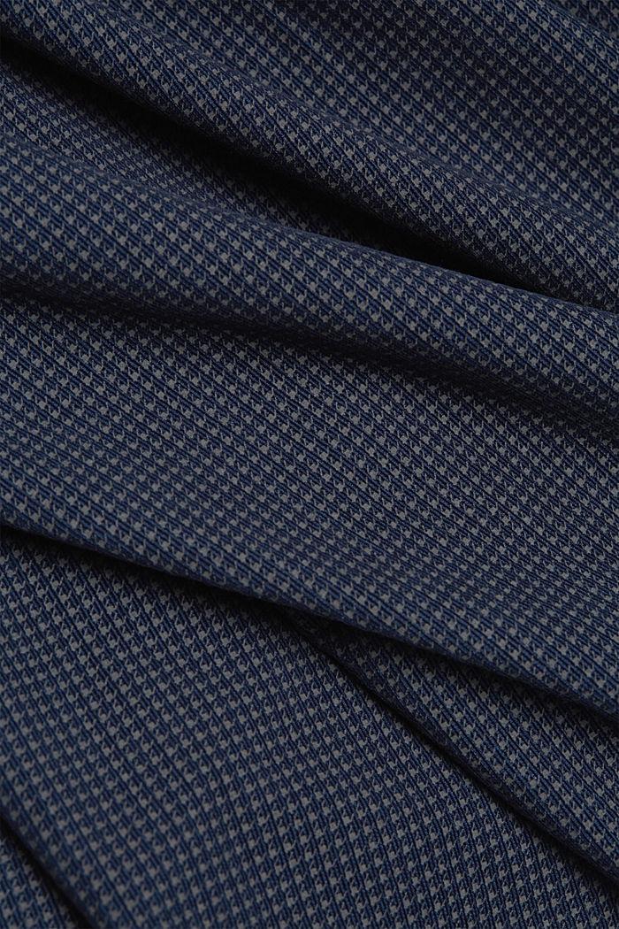 Cord-Hemd aus 100% Organic Cotton, NAVY, detail image number 4