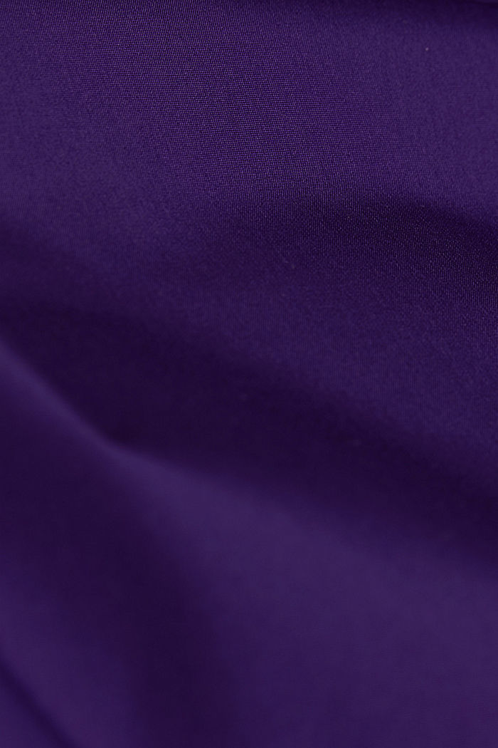 Recycled: nylon quilted jacket, PURPLE, detail image number 4