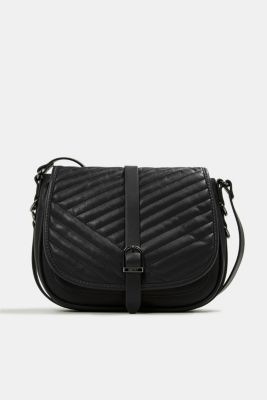 Susie T. shoulder bag, BLACK, detail