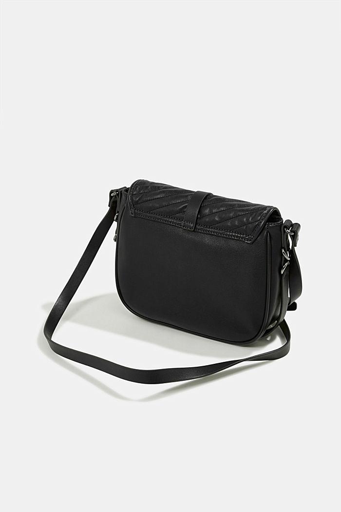 Susie T. shoulder bag, BLACK, detail image number 5