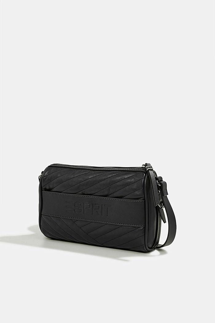 Minnesota shoulder bag, BLACK, detail image number 2