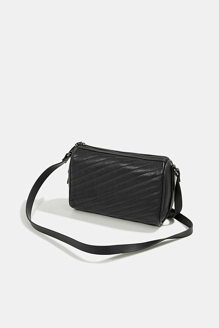 Minnesota shoulder bag, BLACK, detail image number 4