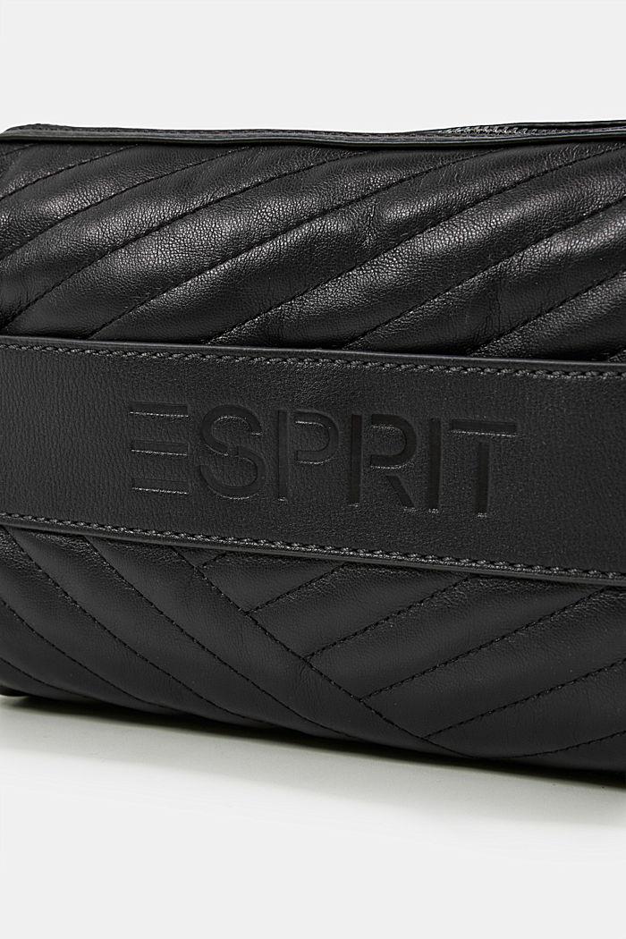 Minnesota shoulder bag, BLACK, detail image number 3
