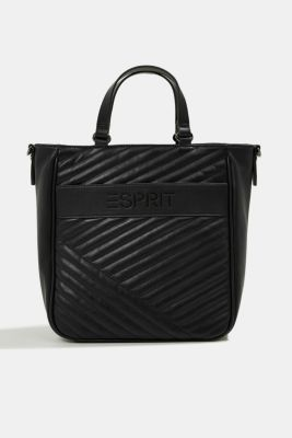 Minnesota T. shopper, BLACK, detail