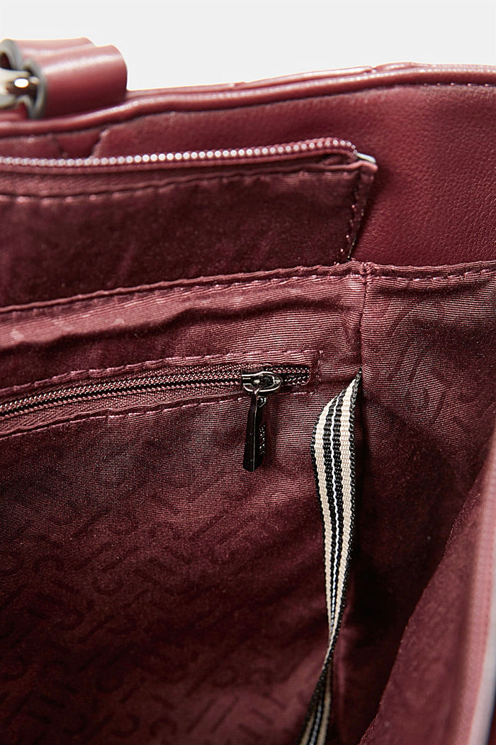 Minnesota T. shopper, BORDEAUX RED, detail image number 4