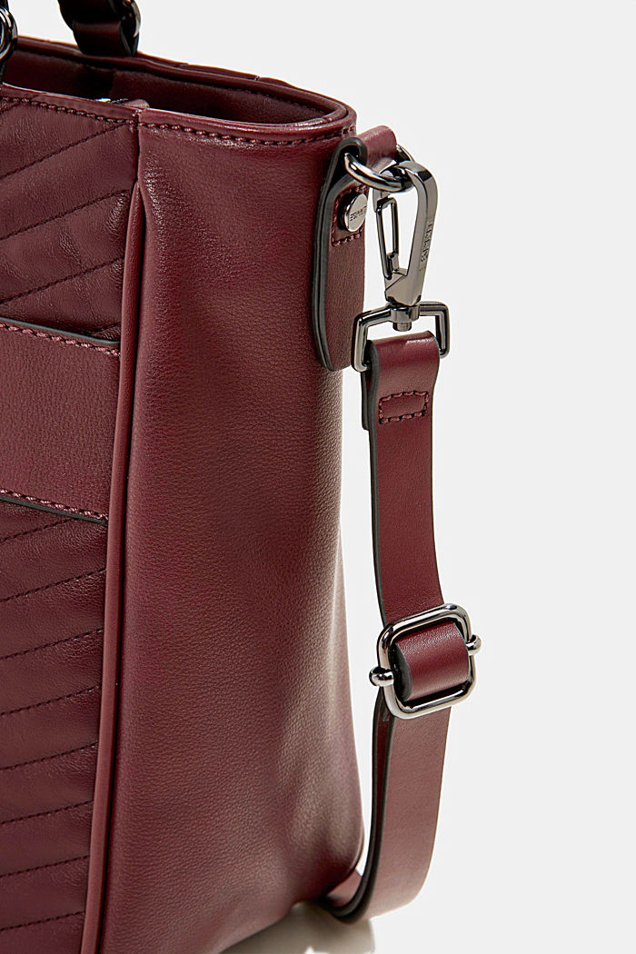 Minnesota T. shopper, BORDEAUX RED, detail image number 3