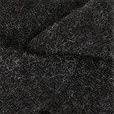 Wool blend: alpaca blend headband, DARK GREY, swatch