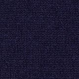 With cashmere: wool blend beanie, DARK BLUE, swatch