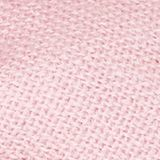 Recycled: Wool-effect woven scarf, OLD PINK, swatch