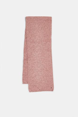 Wool blend: alpaca blend scarf