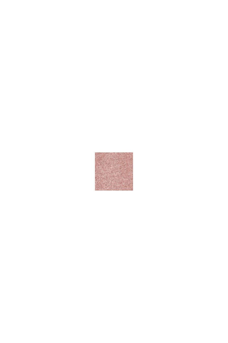 Mit Wolle: Schal aus Alpaka-Mix, MAUVE, swatch