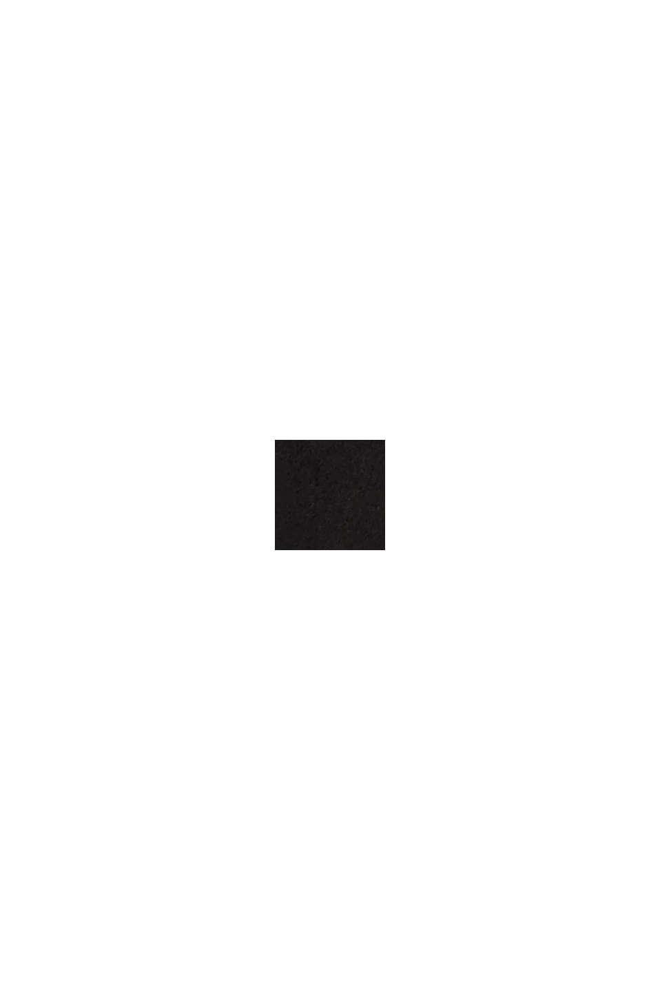 Ceinture en cuir / Ceinture confectionnée en cuir, BLACK, swatch