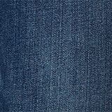 Organic cotton flared jeans, BLUE MEDIUM WASHED, swatch