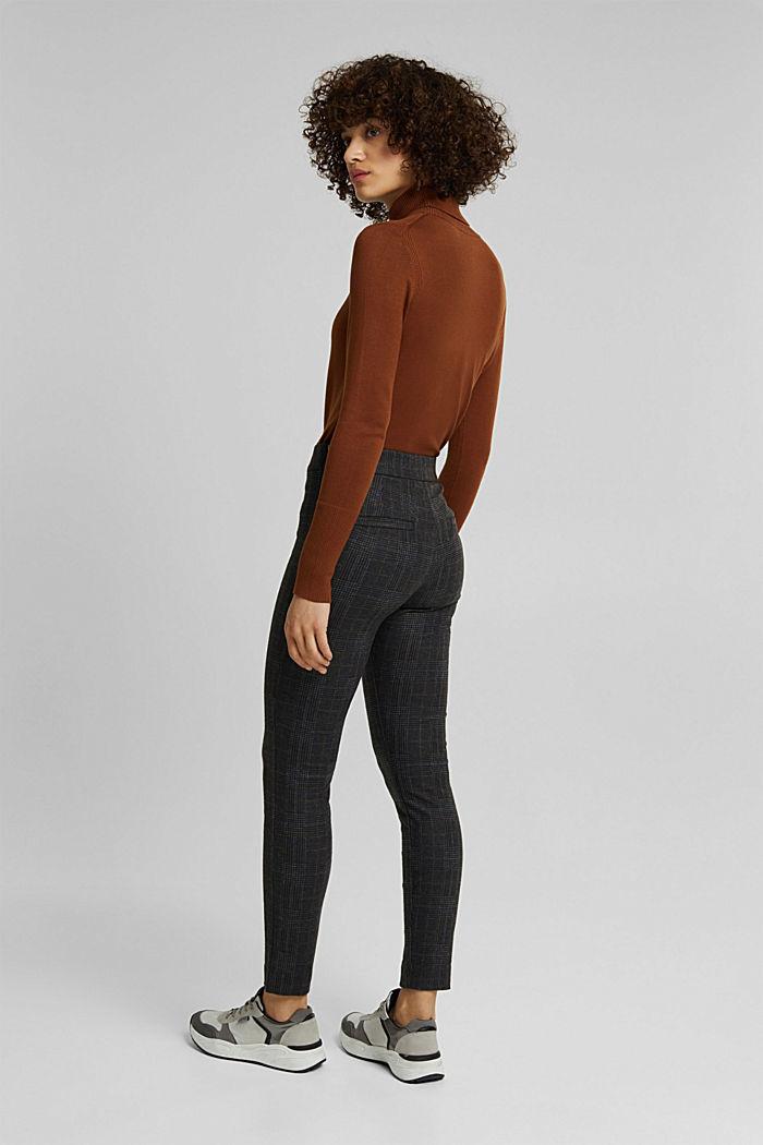 Trousers, GUNMETAL, detail image number 3