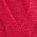 Textured jumper containing alpaca, PINK FUCHSIA, swatch
