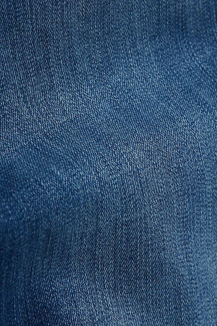 Pants denim, BLUE DARK WASHED, detail image number 5