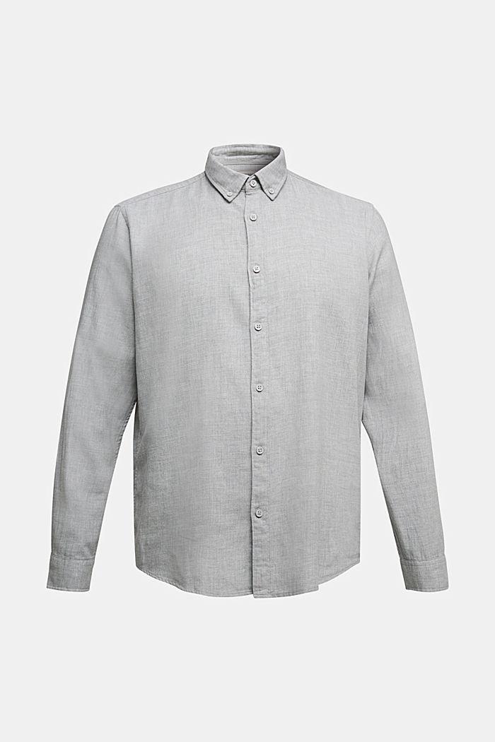 Flanell-Hemd aus 100% Bio-Baumwolle