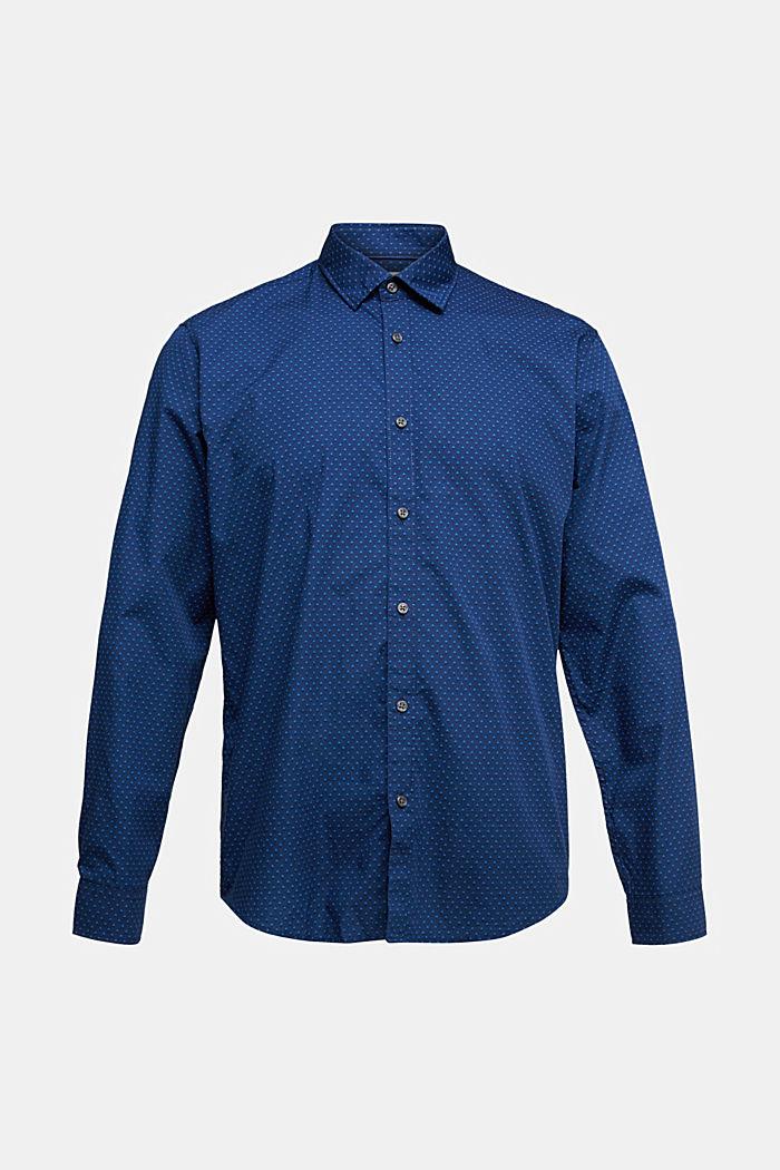 Print-Hemd aus 100% Organic Cotton