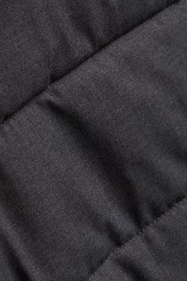 Jackets outdoor woven, ANTHRACITE 2, detail