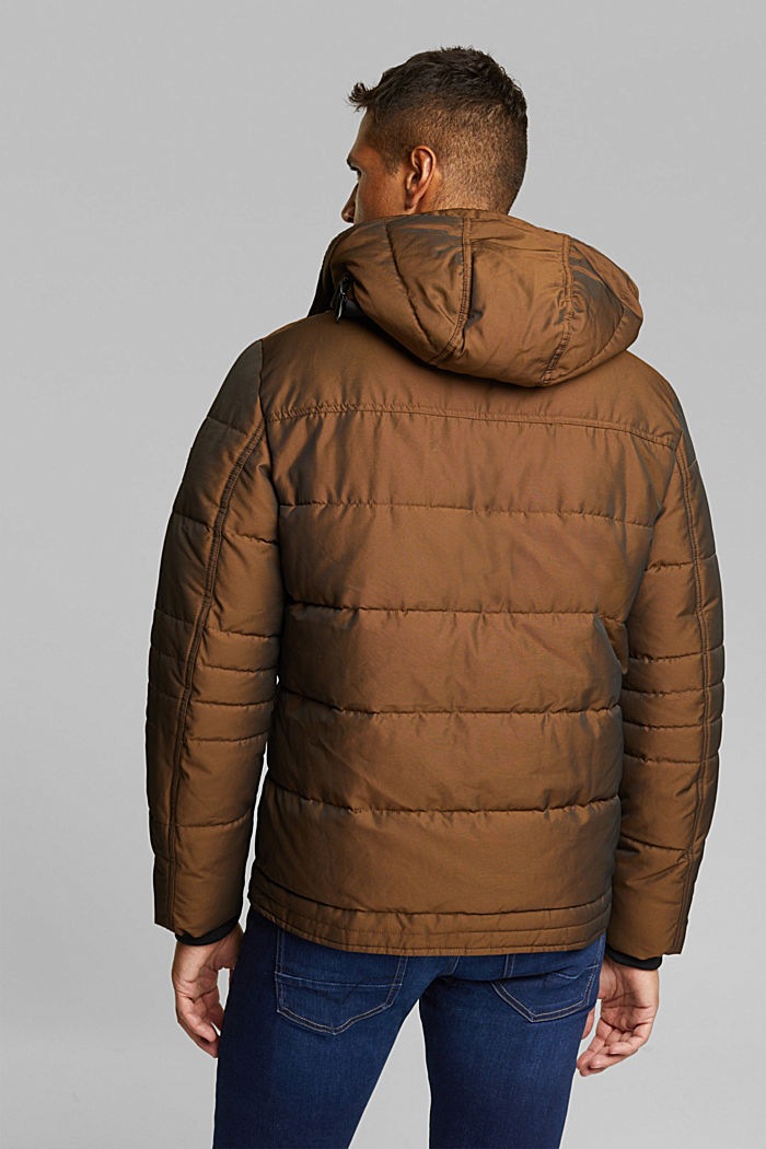 Jacket with 3M™ Thinsulate™ filling, TOFFEE, detail image number 3
