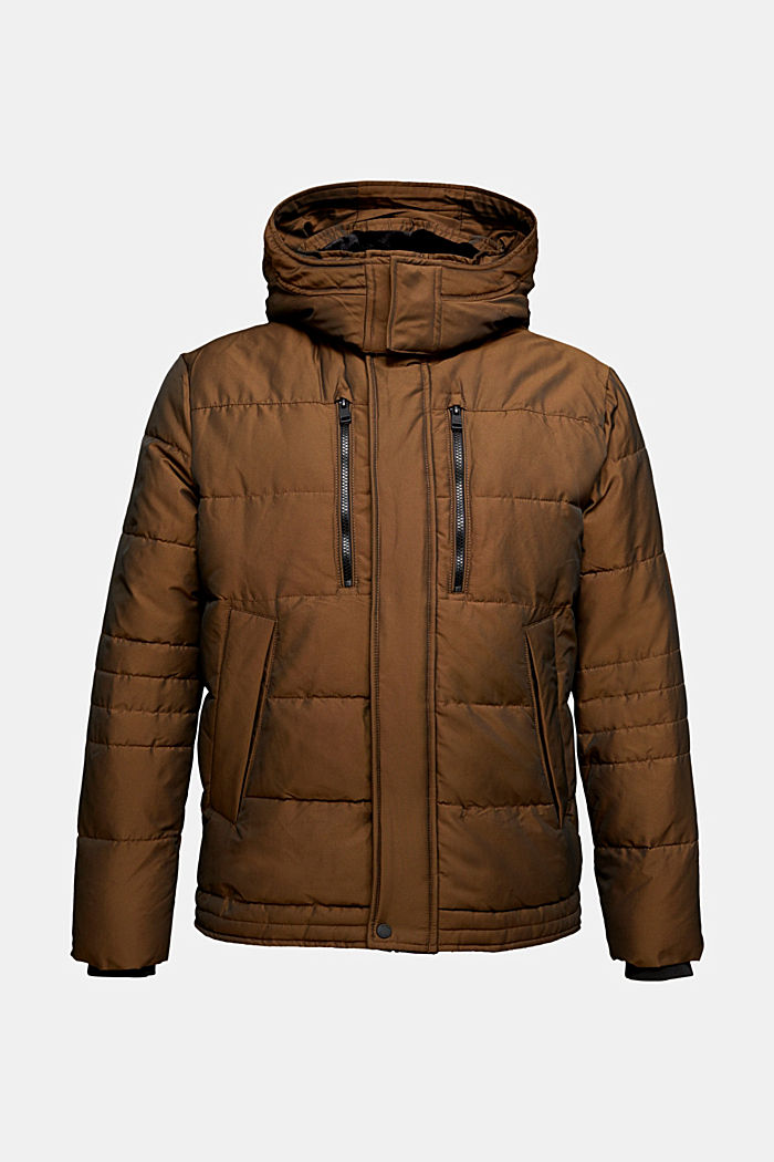Jacket with 3M™ Thinsulate™ filling, TOFFEE, detail image number 6