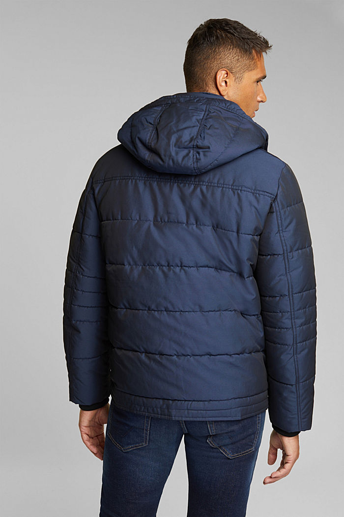 Jacke mit 3M™ Thinsulate™-Füllung, DARK BLUE, detail image number 3