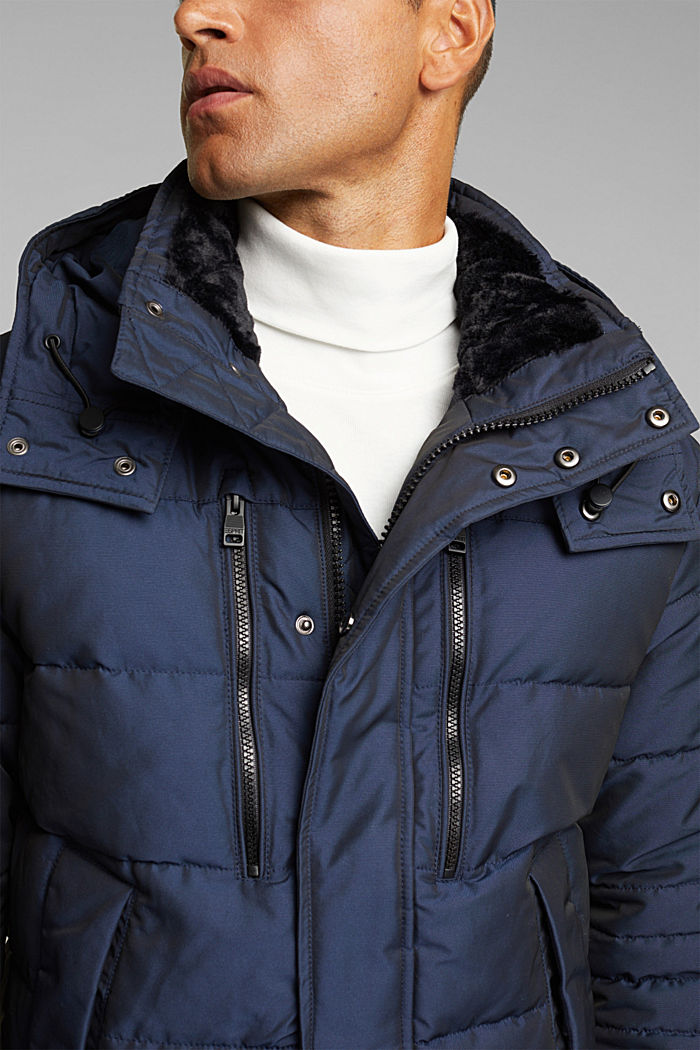 Jacket with 3M™ Thinsulate™ filling, DARK BLUE, detail image number 2