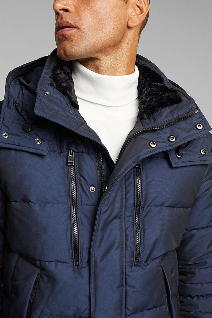Jacke mit 3M™ Thinsulate™-Füllung, DARK BLUE, detail image number 2