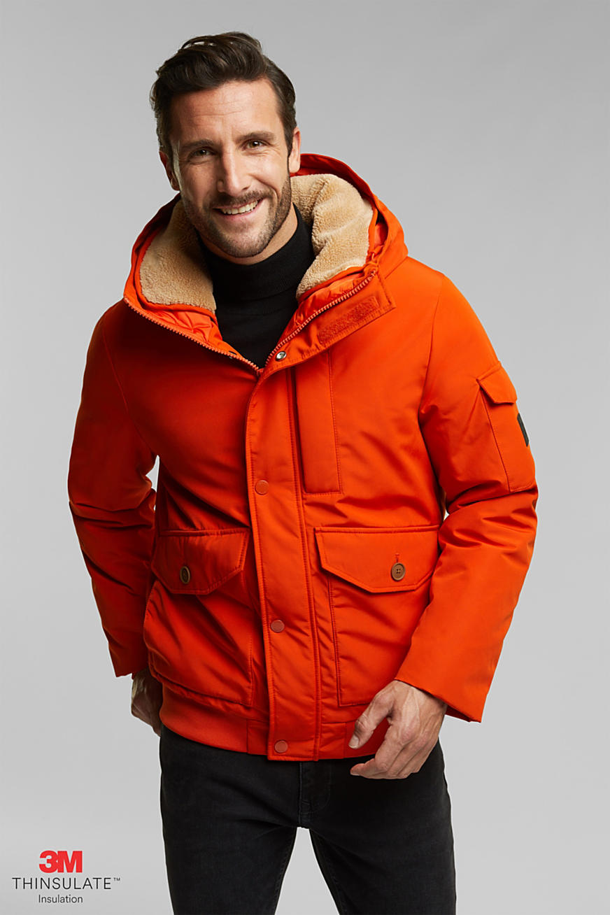 In materiale riciclato: parka Polar, imbottitura 3M™ Thinsulate™