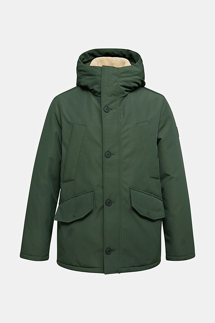 Recycelt: Polar-Parka, 3M™ Thinsulate™-Füllung