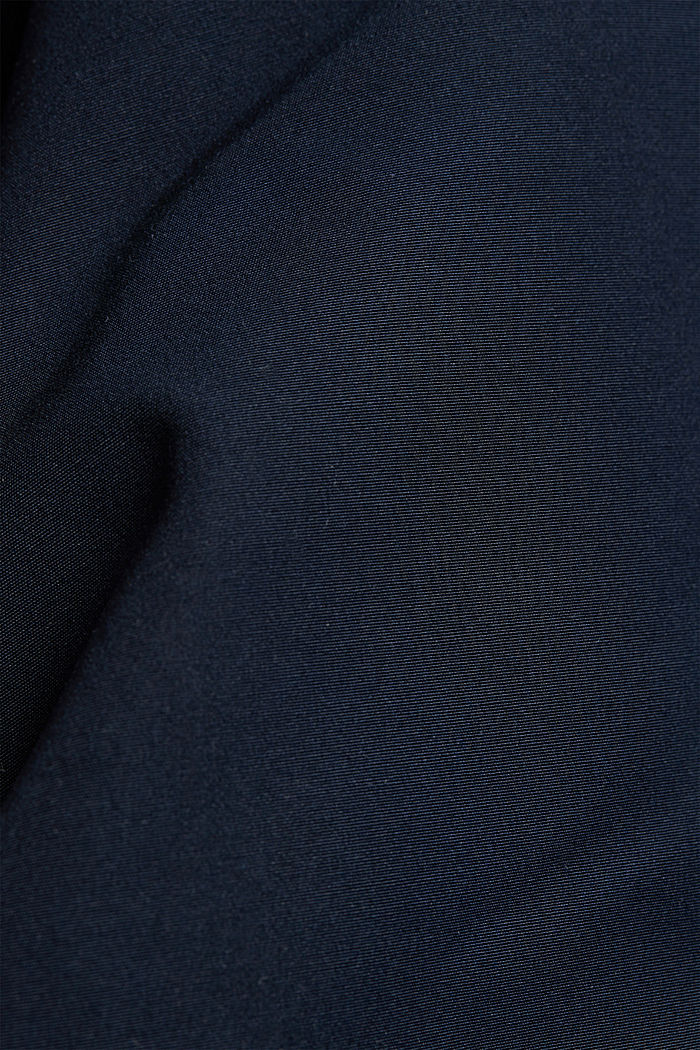 Recycled: duffle-inspired jacket with 3M™ Thinsulate™, DARK BLUE, detail image number 5