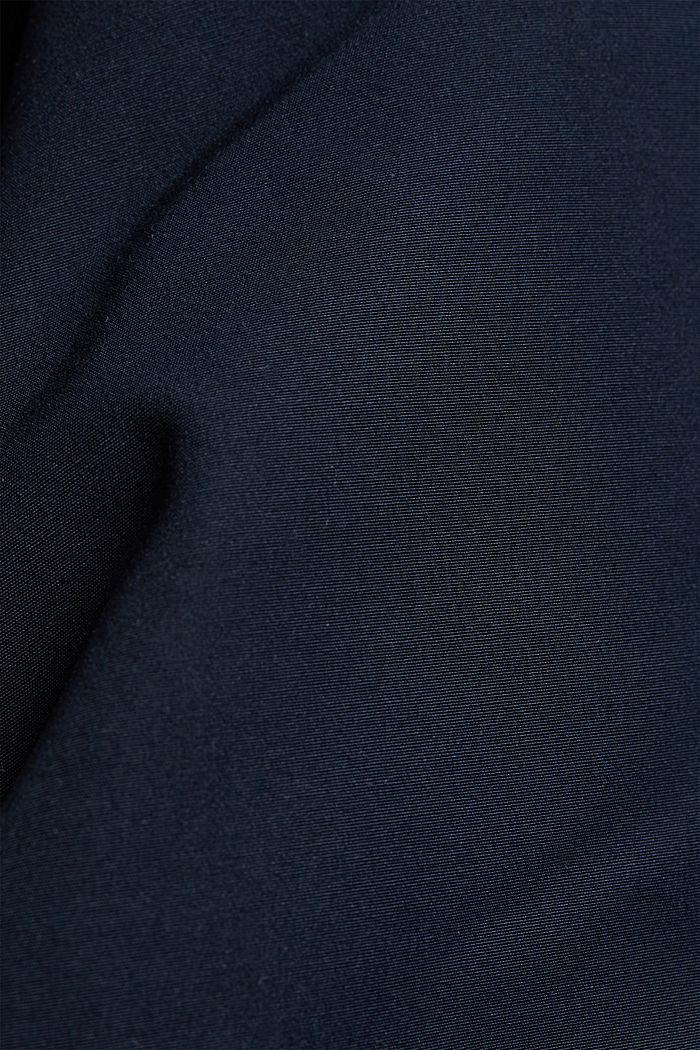 Recycelt: Jacke im Duffle-Stil, 3M™ Thinsulate™, DARK BLUE, detail image number 5