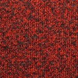 Melange jumper in blended recycled wool, BURNT ORANGE, swatch