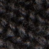 Wool blend: ribbed knit jumper, DARK GREY, swatch