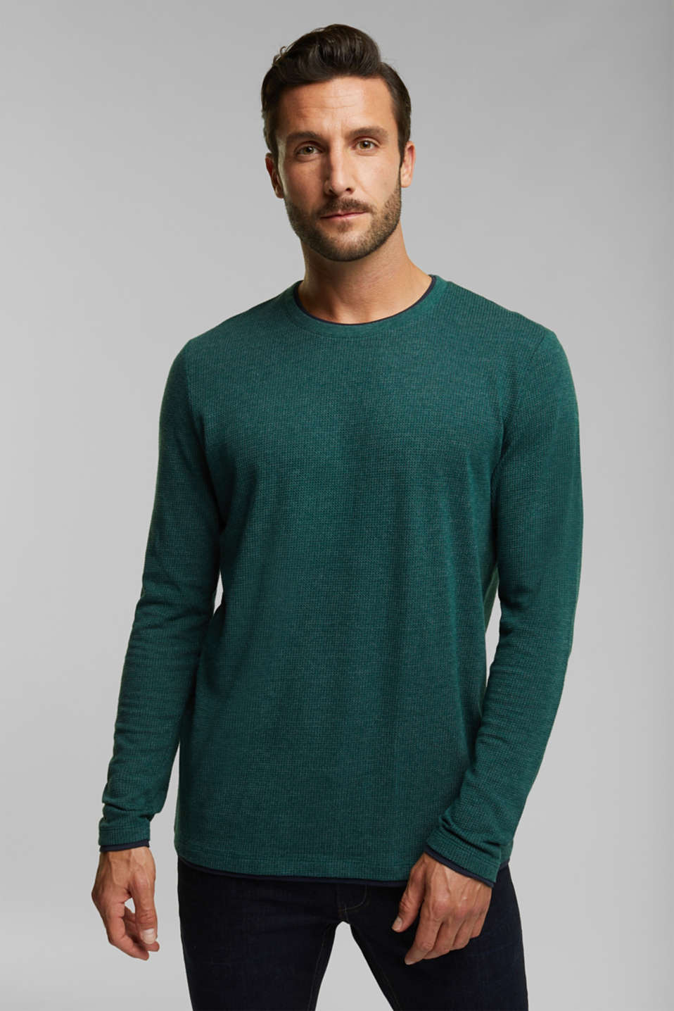 Esprit - fashion longsleeve