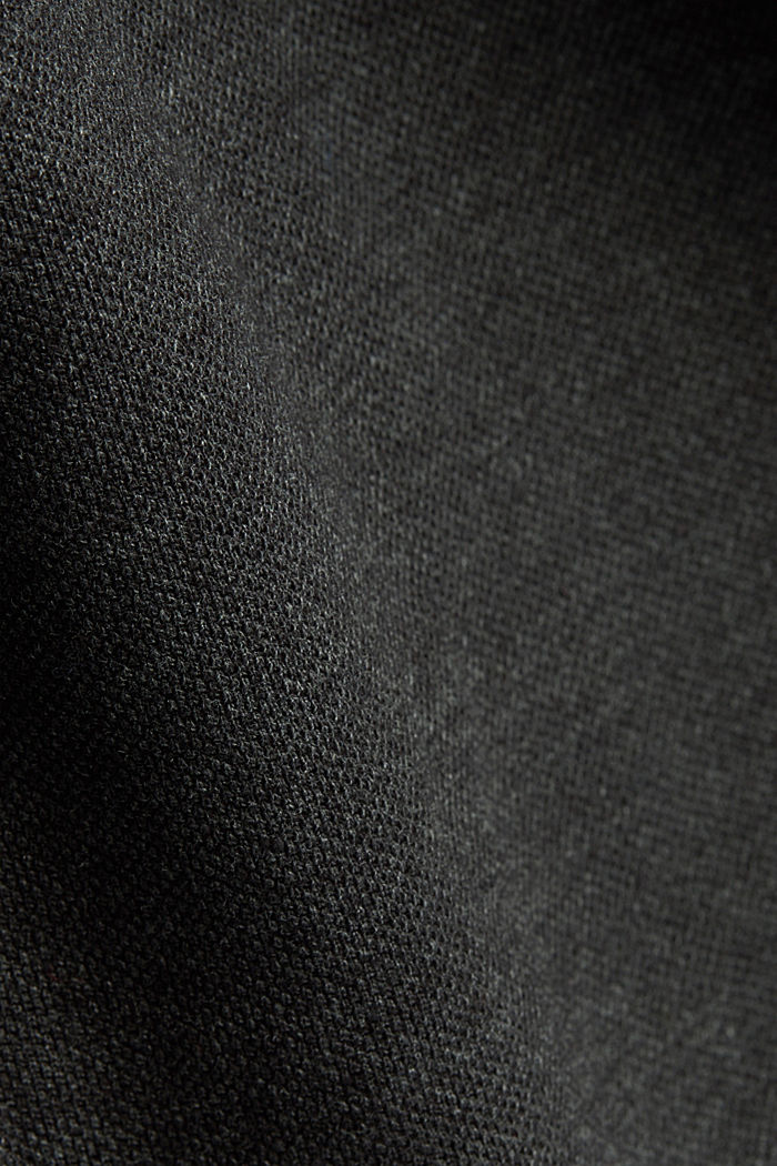Polo shirts, ANTHRACITE, detail image number 5