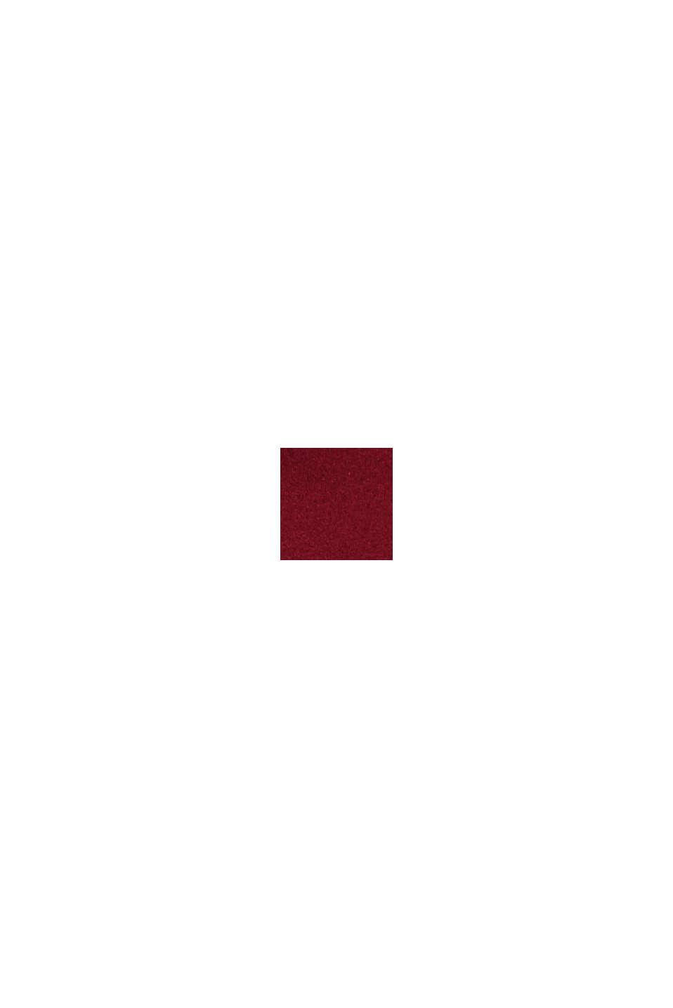 Mukavan pehmeät hipsterialushousut, DARK RED, swatch