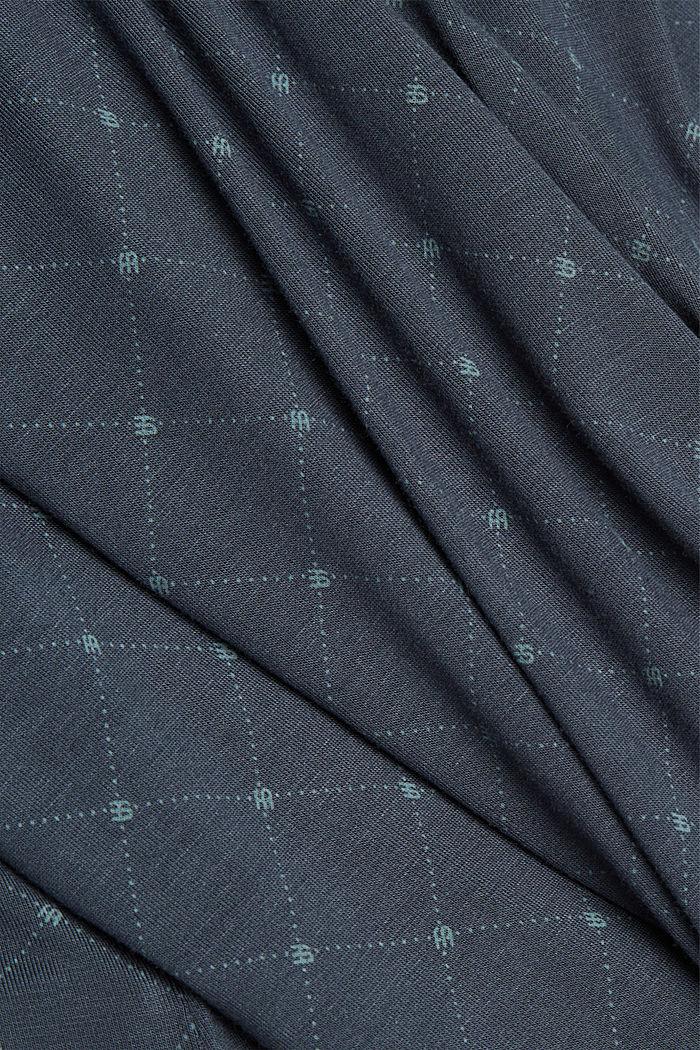 LENZING™ ECOVERO™ pyjamas, INK, detail image number 4