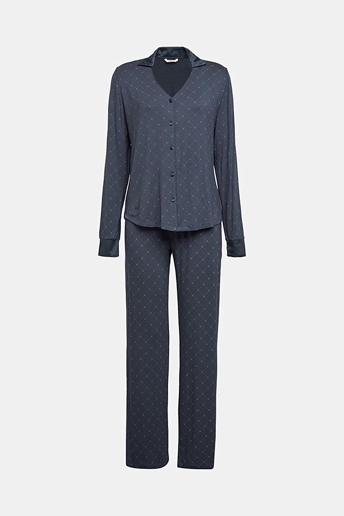 Pyjama aus LENZING™ ECOVERO™