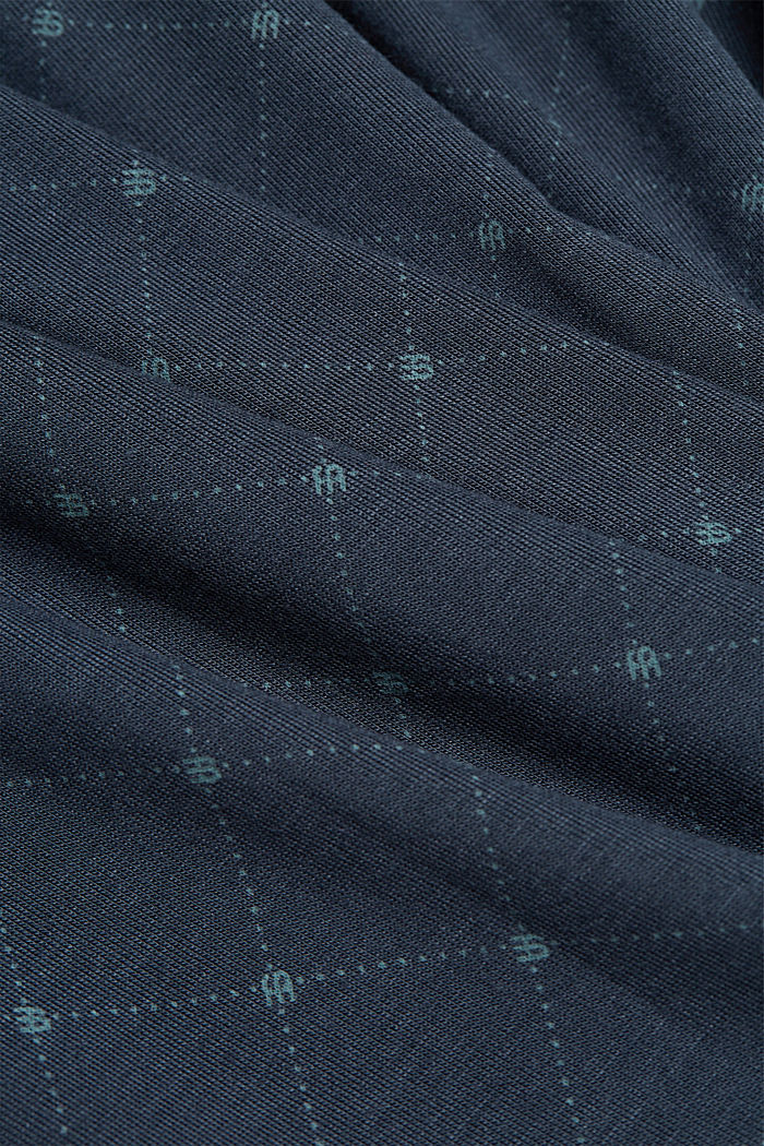 Nightshirt made of LENZING™ ECOVERO™, INK, detail image number 4