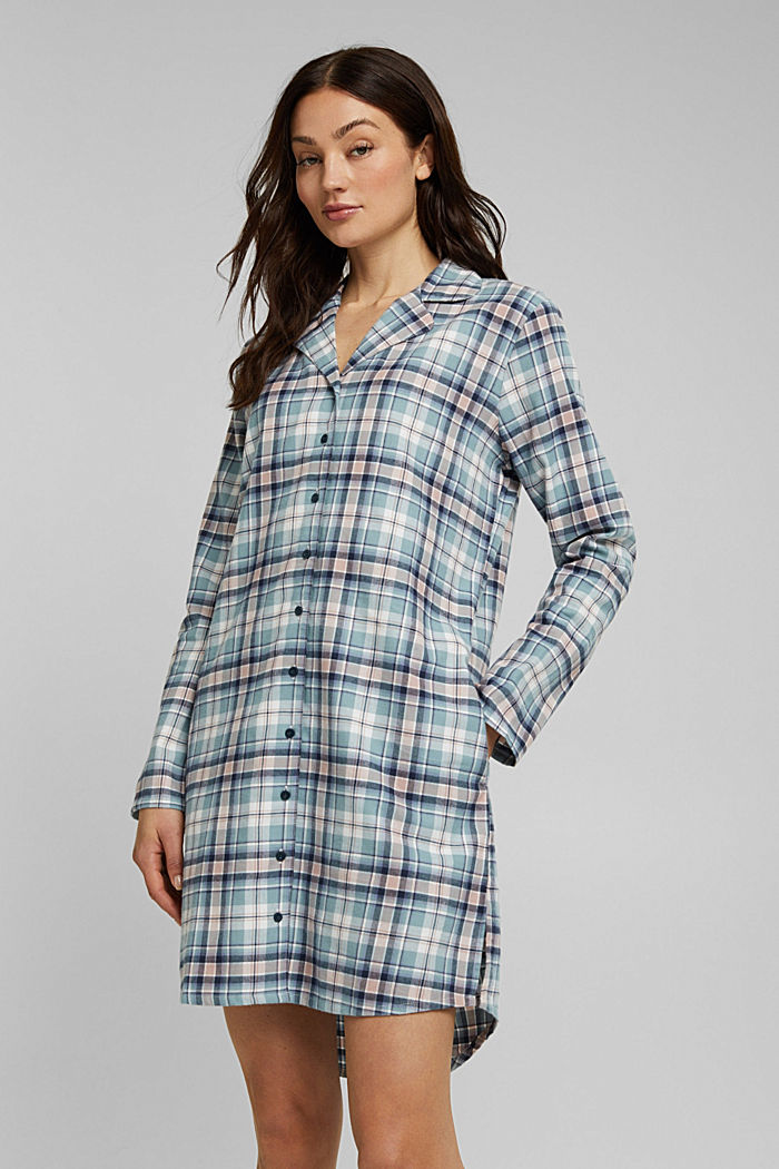 Nightshirt made of 100% organic cotton