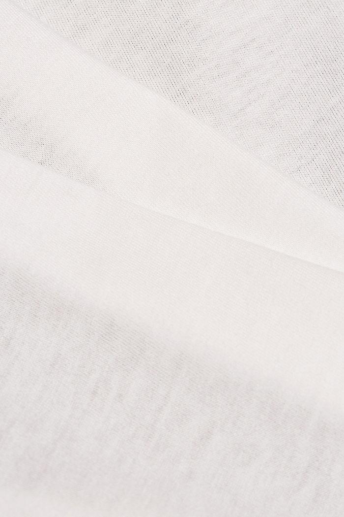 Jersey pyjamas made of 100% organic cotton, BLACK, detail image number 4