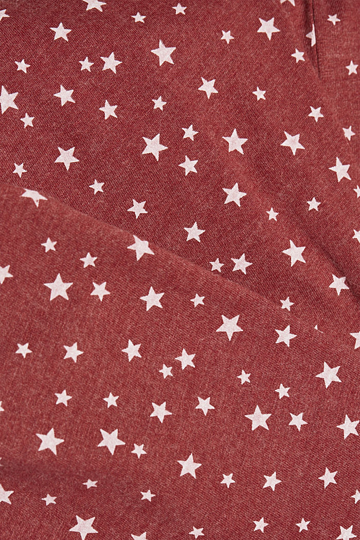 Nightpants, DARK RED, detail image number 3