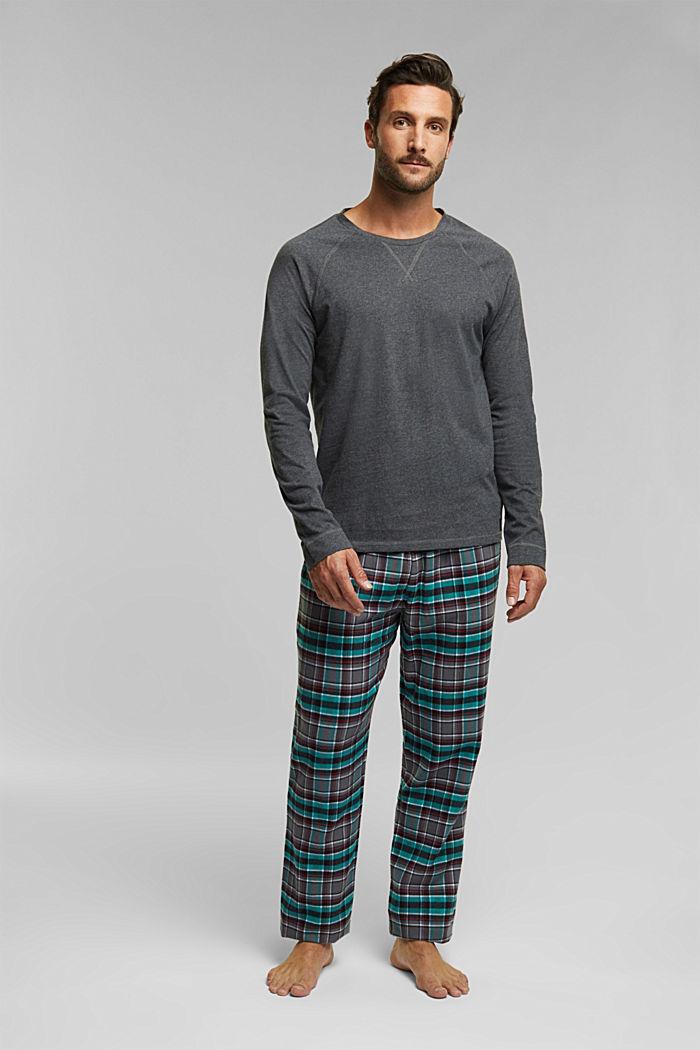 Pyjamas, ANTHRACITE, detail image number 0