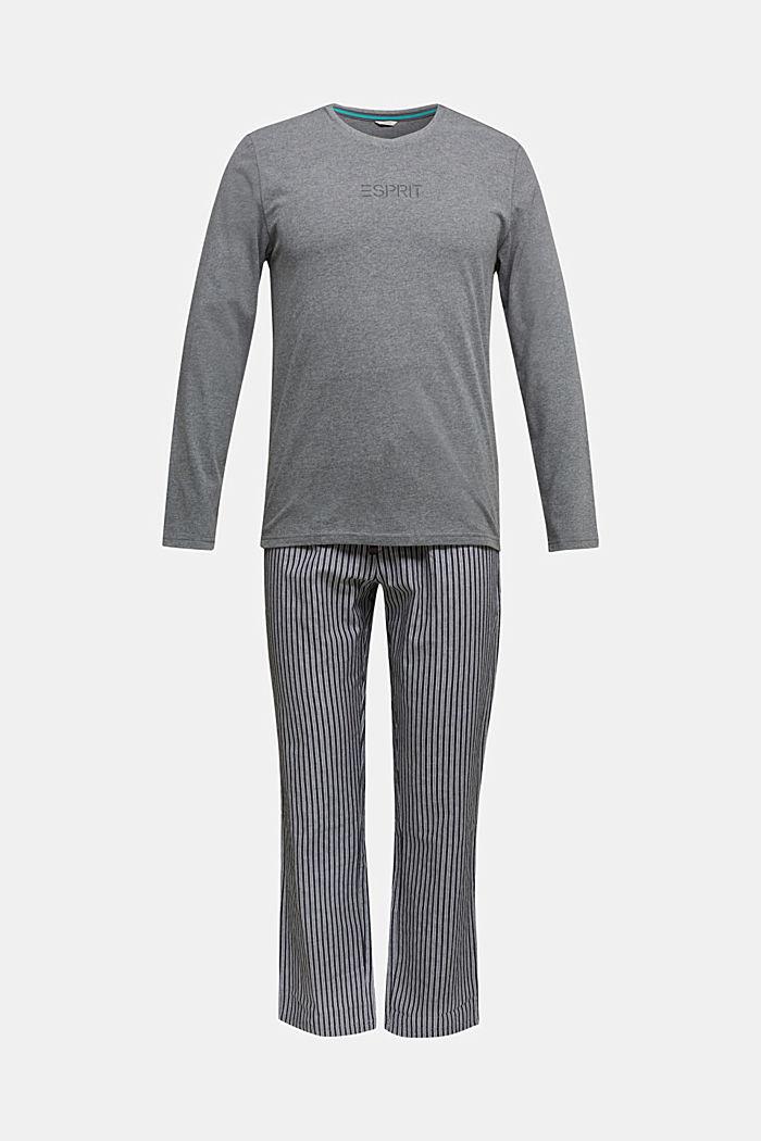 Pyjamas, ANTHRACITE, detail image number 3